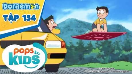 Doraemon S3 - Tập 154: Tấm thảm biết bay