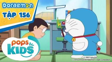 Doraemon S3 - Tập 156: Que thu sấm sét