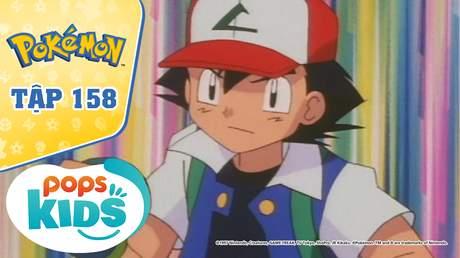 Pokémon S4 - Tập 158: Cuộc thi bắt sâu ở công viên tự nhiên