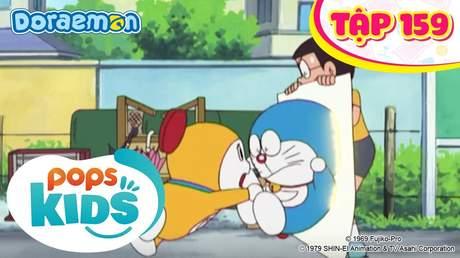 Doraemon S4 - Tập 159: Tờ giấy di chuyển đồ vật
