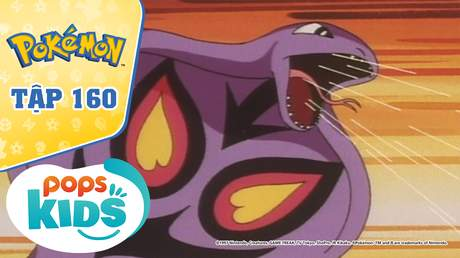 Pokémon S4 - Tập 160: Công viên cổ đại - Di tích của Alph