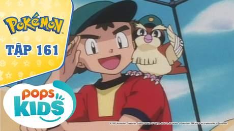 Pokémon S4 - Tập 161: Poppo đưa thư - Cửa hàng vận chuyển Poppo