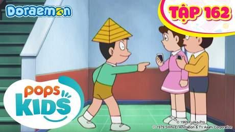 Doraemon S4 - Tập 162: Giấy dán tuyên bố công ước