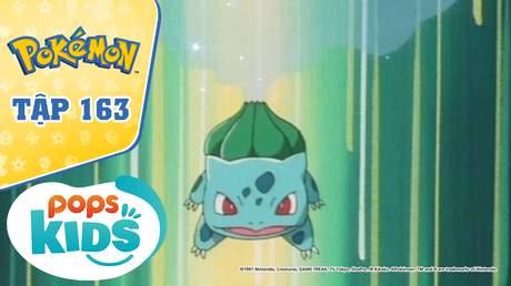 Pokémon S4 - Tập 163: Kapoerer vs Fushigidane - Hệ giác đấu quyết chiến