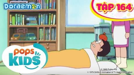 Doraemon S4 - Tập 164: Doramini làm Nobita bị cảm