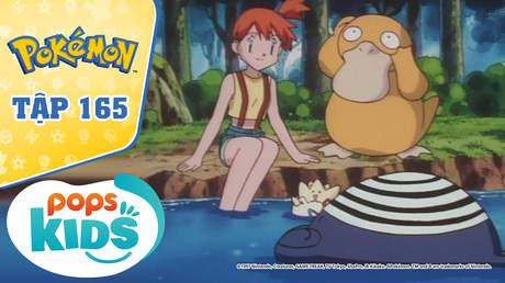 Pokémon S4 - Tập 165: Azumao - Trận chiến câu cá