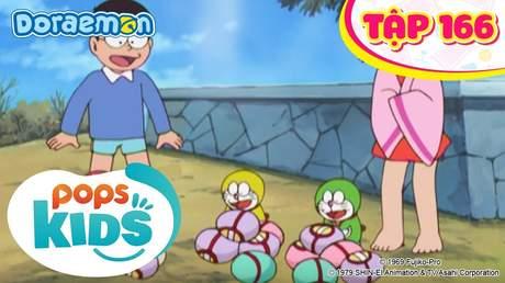 Doraemon S4 - Tập 166: Miếng dán con kiến