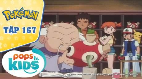 Pokémon S4 - Tập 167: Tsubotsubo vs Madatsubomi