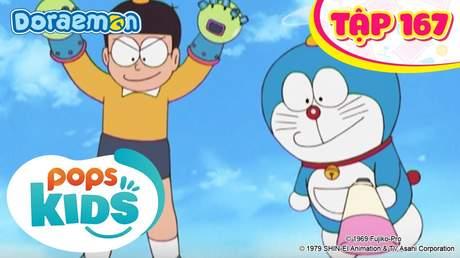 Doraemon S4 - Tập 167: Quyển sách thiết kế theo ý thích