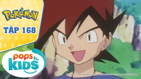 Pokémon S4 - Tập 168: Blacky, trận đấu bóng tối