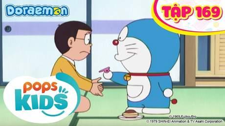 Doraemon S4 - Tập 169: Còi điều khiển vật nuôi