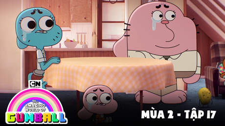Gumball S2 - Tập 17: Người nhà quê