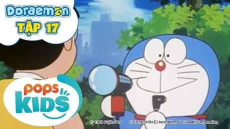 Doraemon S1 - Tập 17: Máy thay đổi hình dạng
