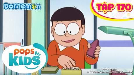 Doraemon S4 - Tập 170: Viên ngọc biến hình 7 màu
