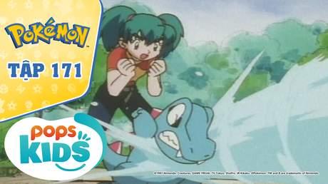 Pokémon S4 - Tập 171: Mục tiêu trở thành chuyên gia! Metamon gặp lại Imite