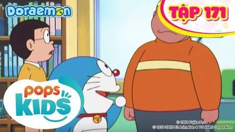 Doraemon S4 - Tập 171: Băng quấn đầu quyết tâm cao độ