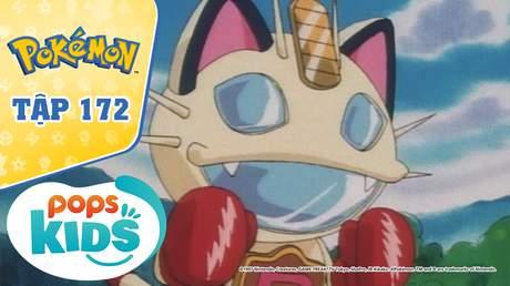 Pokémon S4 - Tập 172: Nyasu Bulu và Granbulu