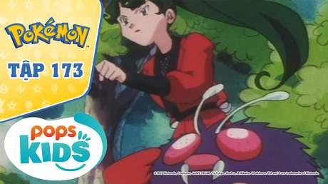 Pokémon S4 - Tập 173: Ariados - Trận chiến Ninja thuật