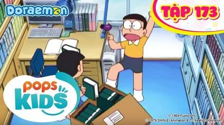Doraemon S4 - Tập 173: Được tặng thưởng