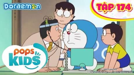 Doraemon S4 - Tập 174: Bảo bối truy tìm bằng hình ảnh