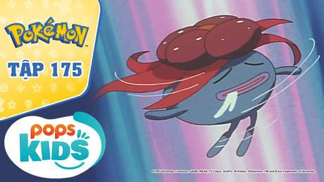 Pokémon S4 - Tập 175: Popocco - Trận đấu Pokémon hệ cỏ