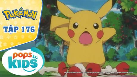 Pokémon S4 - Tập 176: Pikachu và Pichu