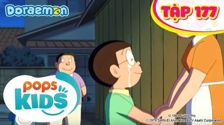 Doraemon S4 - Tập 177: Nobita bỏ nhà đi bụi