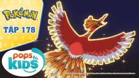 Pokémon S4 - Tập 178: Ngọn tháp bị cháy - Matsuba xuất hiện