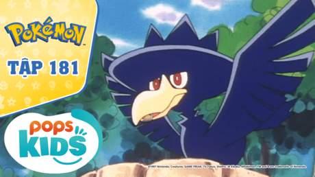 Pokémon S4 - Tập 181: Yamikarasu - Kẻ cướp huy chương
