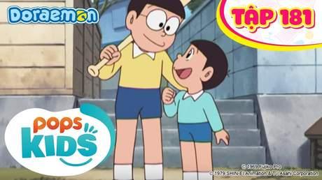 Doraemon S4 - Tập 181: Tin đặc biệt của Doramini