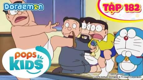 Doraemon S4 - Tập 182: Một ngày được thầy khen