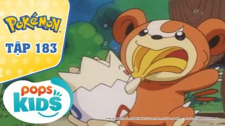 Pokémon S4 - Tập 183: Bí mật của Himeguma