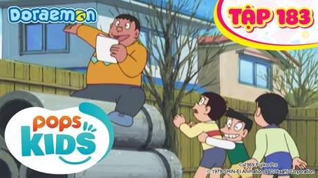 Doraemon S4 - Tập 183: Bức thư tình chân thành cảm động