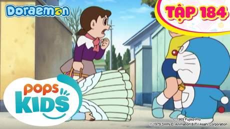 Doraemon S4 - Tập 184: Đèn pin lộng lẫy