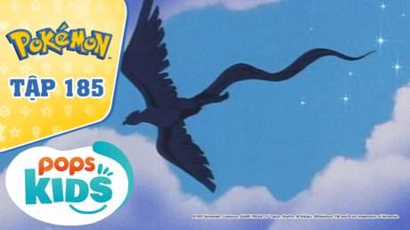 Pokémon S4 - Tập 185: Tìm kiếm suối nước nóng - Đào ở đây đi Urimoo