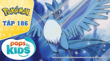 Pokémon S4 - Tập 186: Freezer vs Purin - Trong bão tuyết