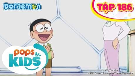 Doraemon S4 - Tập 186: Chậm lại - Nhanh lên