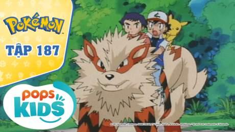 Pokémon S4 - Tập 187: Windie và viên đá lửa