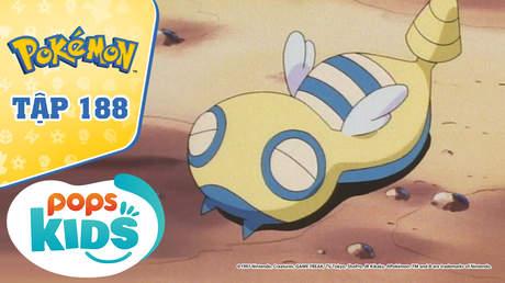 Pokémon S4 - Tập 188: Tìm kiếm Nokocchi?