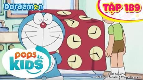 Doraemon S4 - Tập 189: Khăn trùm thời gian