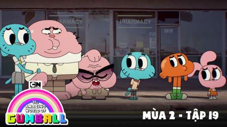 Gumball S2 - Tập 19: Người cầm quyền