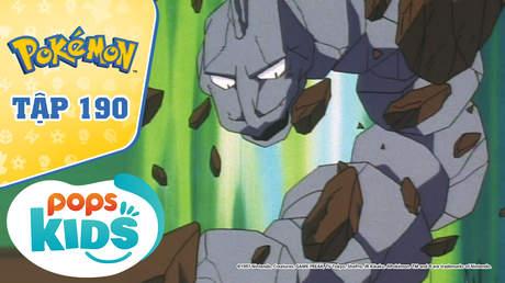 Pokémon S4 - Tập 190: Takeshi gục ngã - Buổi cắm trại nguy hiểm