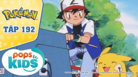 Pokémon S4 - Tập 192: Người có thể nói chuyện với Pokémon - Ngôn ngữ và cảm xúc của Pokémon