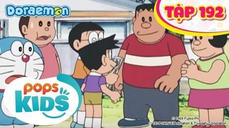 Doraemon S4 - Tập 192: Sợi dây hoán đổi cho nhau
