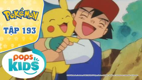 Pokémon S4 - Tập 193: Golbat vs Nữ vương mặt nạ Musashi
