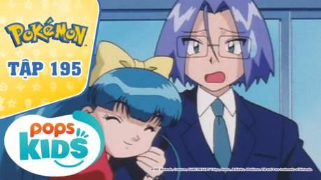 Pokémon S4 - Tập 195: Nidorino Nidorina - Trái tim rạn vỡ của Takeshi