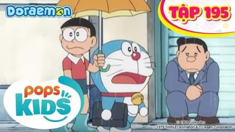Doraemon S4 - Tập 195: Những chiếc dù kì quái