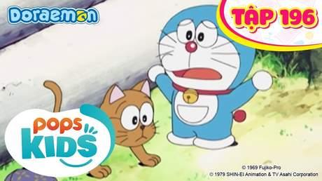Doraemon S4 - Tập 196: Bánh quy biến hình