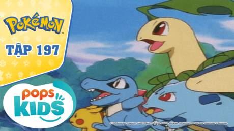 Pokémon S4 - Tập 197: Bayleaf biến mất - Tìm thấy ở vườn thảo mộc