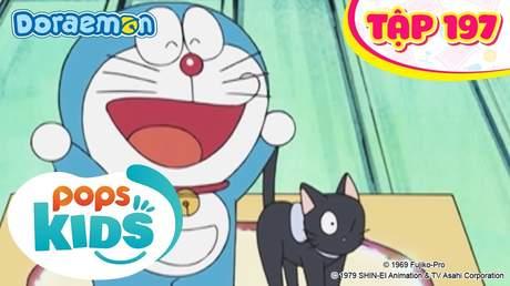Doraemon S4 - Tập 197: Ban nhạc gia tăng cảm xúc